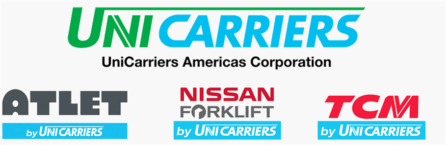 UniCarriers Americas AEP Service Excellence award for 2013