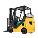 Used Cushion Forklift