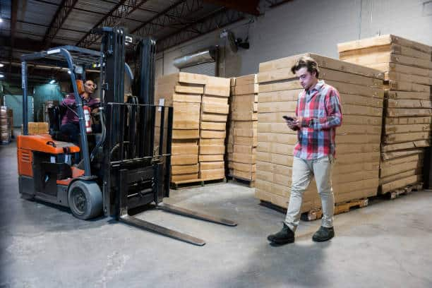 Osha Forklift certification training