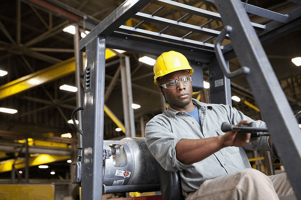 Forklift truck training systems increase productivity
