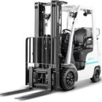 Cushion Forklift