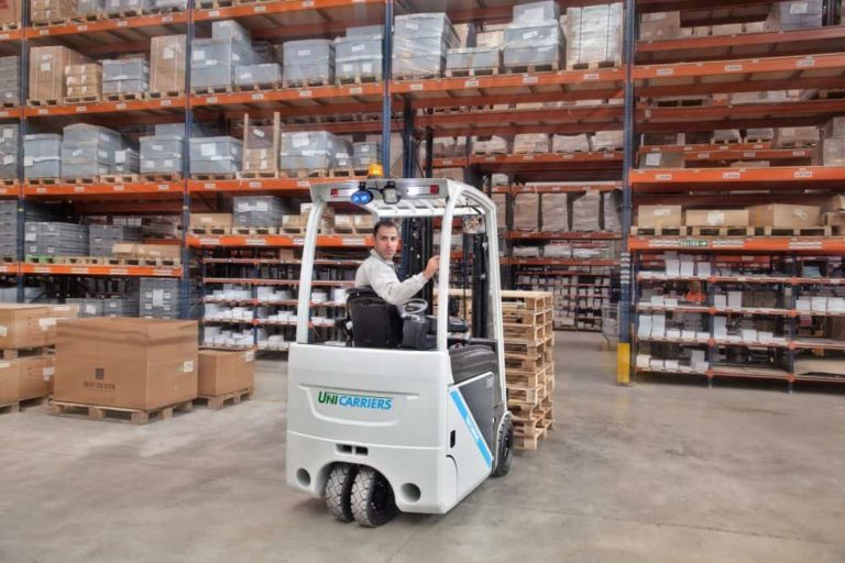 UniCarriers Forklift TX Series