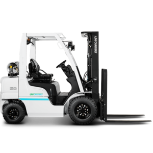 UniCarriers pf50 pneumatic forklift