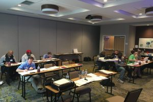 forklift operator safety training class